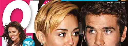 NEW 'OK!' MAGAZINE: Miley Cyrus Tried To 'Trap' Liam Hemsworth With Baby?