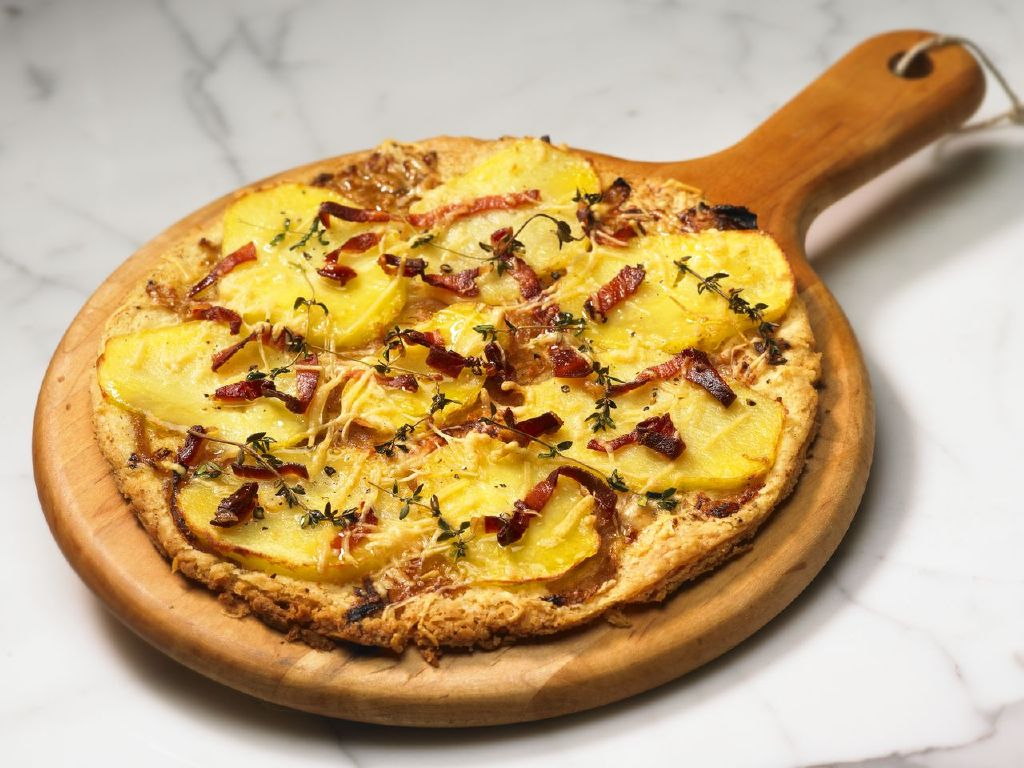 Public Kitchen and Bar's Potato Tart