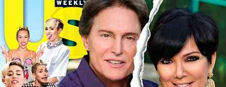 Split! Kris Jenner & Bruce Jenner Separate: 'We Ended A Marriage, But That's Not The End Of Our Friendship' [NEW 'US WEEKLY' COVER]