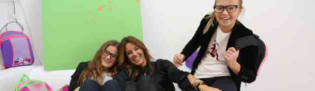 PHOTOS: Kelly Bensimon & Daughters Sea & Thadeus Take NYC By Storm In Their Crocs