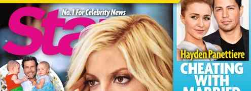 NEW 'STAR' MAGAZINE: Claims Tori Spelling & Dean McDermott Are 'Broke'