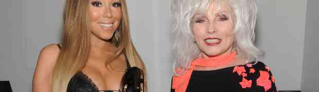 PARTY PHOTOS: Music Legends Mariah Carey & Debbie Harry Step Out To OUT100