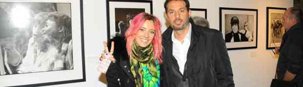 PARTY PHOTOS: Guy Oseary's Rock Paper Photo Kicks Off Pop-Up Gallery In NYC