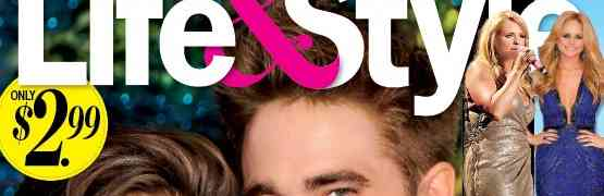 NEW 'LIFE & STYLE' COVER: Kristen Stewart & Robert Pattinson Getting Married
