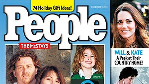 NEW 'PEOPLE' COVER: Why Was The McStay Family Murdered?