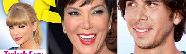 NEW 'US WEEKLY' COVER: Kris Jenner & 'Bachelor' Ben Flajnik's 'Wild Fling'