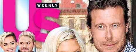 Dean McDermott Cheats On Tori Spelling...Has One-Night Stand In Toronto...See The New 'Us Weekly' Cover Here