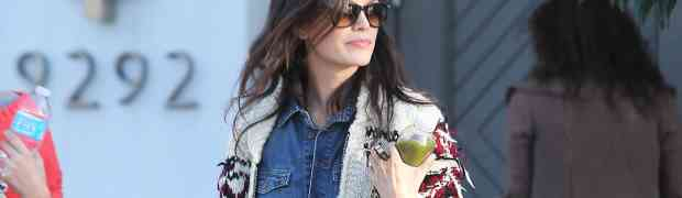 PHOTOS: Rachel Bilson Goes Power Shopping In Beverly Hills