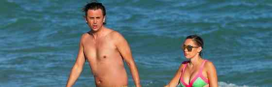 SCOOP: Jonathan Cheban & Girlfriend Anat Popovsky Keep It Wet & Wild In Miami — So Much For Patti Stanger's Matchmaking Efforts!