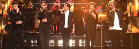 'SNL' VIDEO: One Direction Perform 'Story Of My Life'