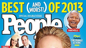 'People' Magazine Names Jennifer Lawrence One Of 2013's 'Most Intriguing People'