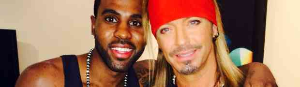 Bret Michaels & Jason DeRulo: About To Collaborate?