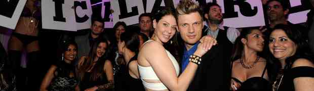 7 PHOTOS & SCOOP: Inside Nick Carter & Lauren Kitt's Co-Ed Bachelor Party In Las Vegas