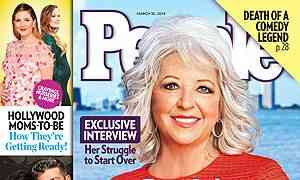 New 'People' Cover: Paula Deen On The Rebound