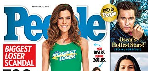 'Biggest Loser' Rachel Frederickson On Her Big Loss: New 'People'