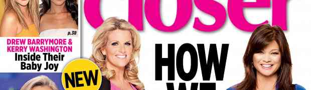 New 'Closer' Cover: How Trisha Yearwood & Valerie Bertinelli Slimmed Down