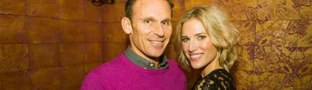 PHOTOS: Couples Night At NYC's Beauty & Essex! RHONY's Kristen Taekman & Husband Josh Taekman, Model Teresa Moore & Fiance Aaron Finch