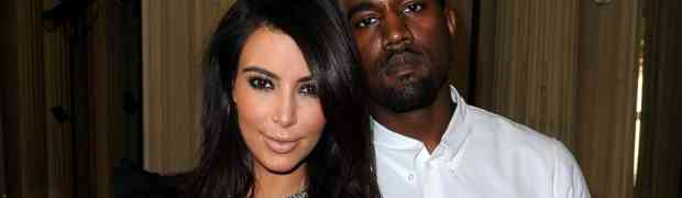 Kim & Kanye Getting Married This Week: Source Confirms