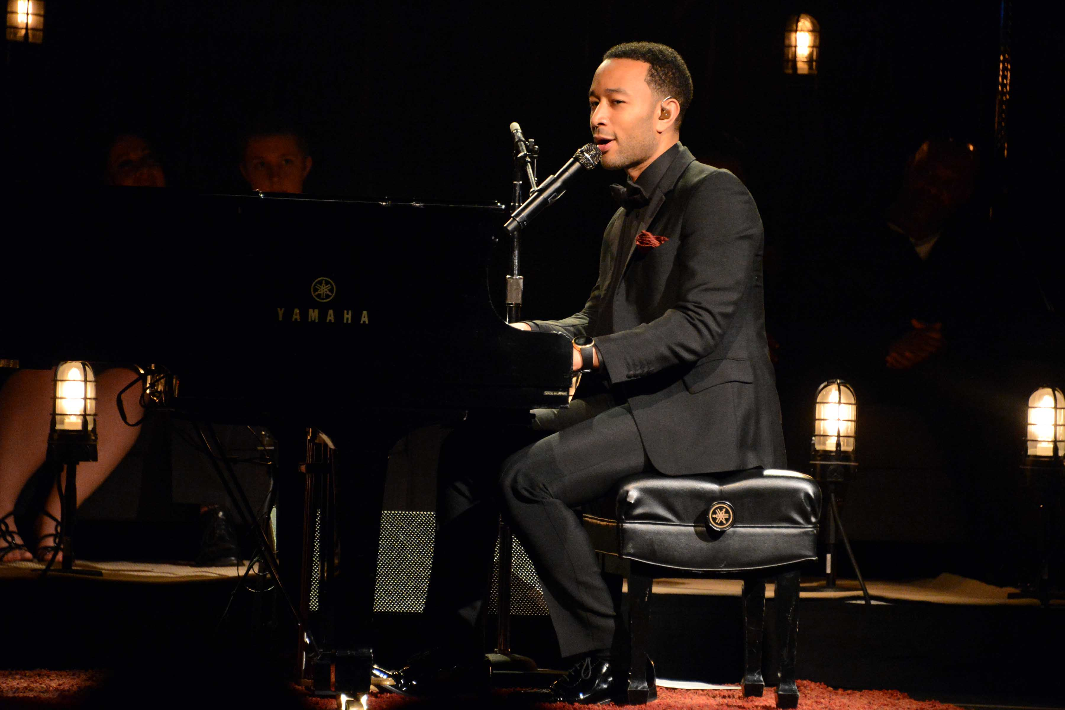 PHOTOS: John Legend, Chrissy Teigen Head To Atlantic City ...
