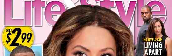 New 'Life & Style' Cover: Beyonce & Jay Z Headed Toward Divorce?