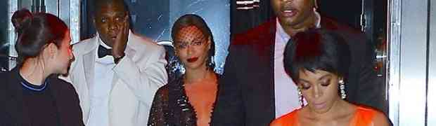 WATCH: Solange Knowles Attacks Jay-Z