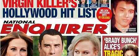 New National Enquirer: Get Read For These Shocking Celeb Divorces