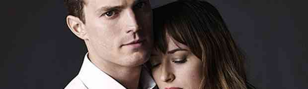 WATCH NOW: Extremely Racy '50 Shades' Trailer Released!