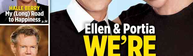 New 'Closer' Cover: Claims Ellen DeGeneres, Portia Renewing Vows