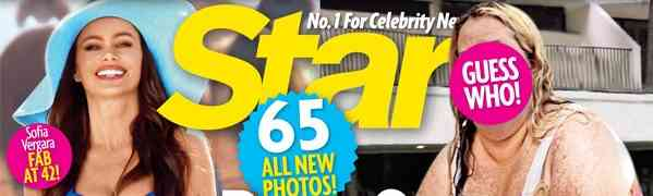 New 'Star' Cover: It's Holiday Weekend Time....The Best & Worst Celeb Beach Bodies