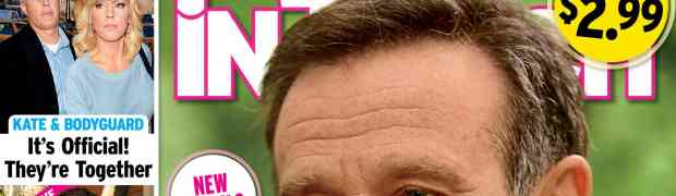 New 'In Touch' Cover: Robin Williams Didn't Have To Die