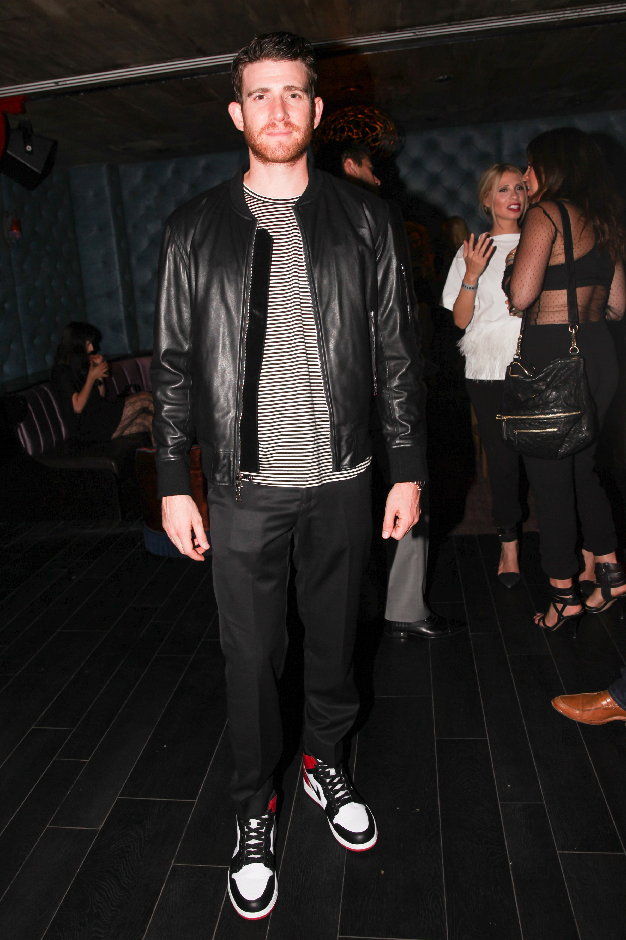 Bryan Greenberg at the NYLON Rebel Fashion Party at TAO Downtown Sept. 8 in NYC. (Angela Pham/BFAnyc.com)
