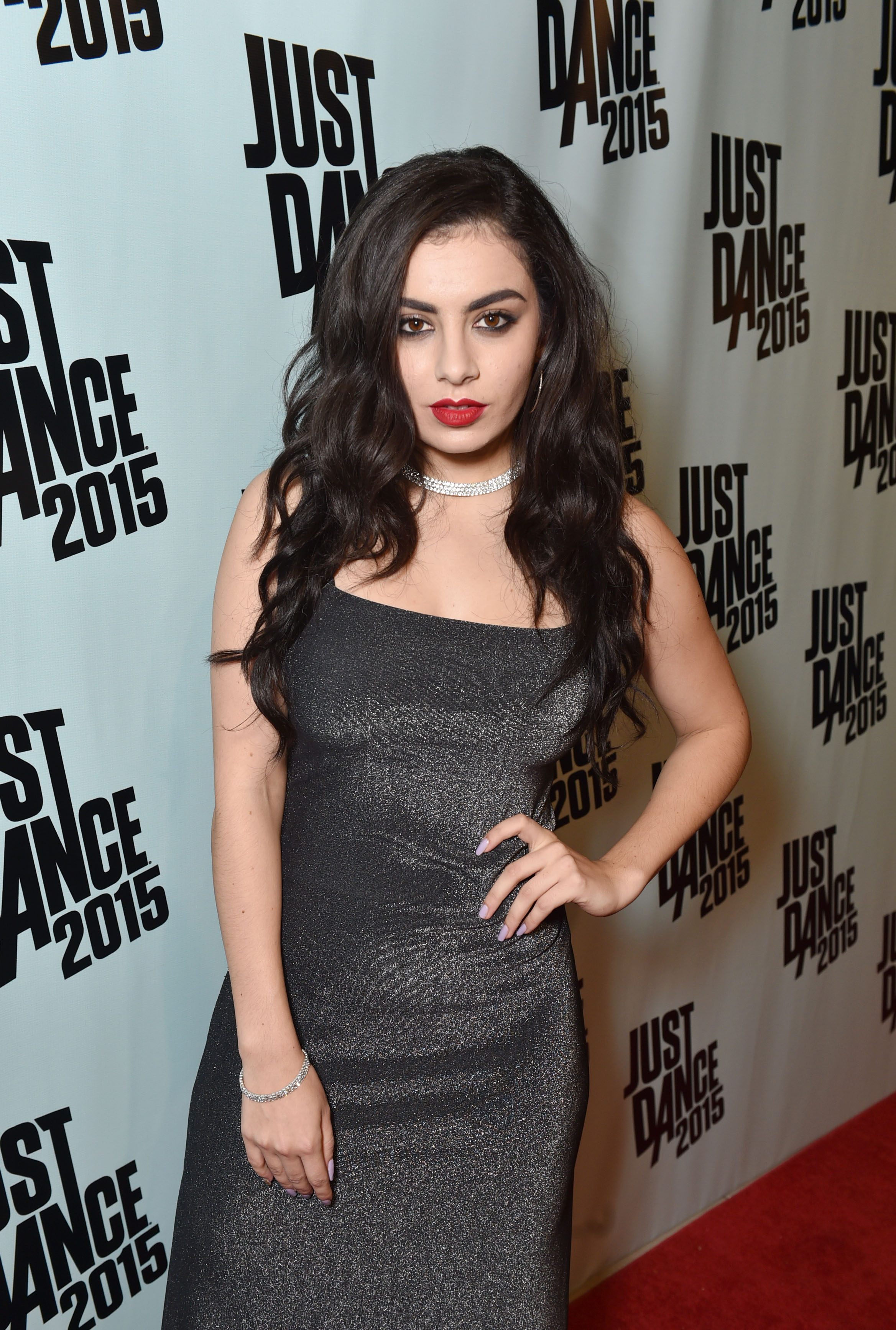 Charli XCX attends the Just Dance Homecoming to celebrate the launch of Just Dance 2015 at Aspire Pacific Academy on Wednesday, Oct. 22, 2014, in Huntington Park, Calif. (Photo by John Shearer/Invision for Ubisoft/AP Images)