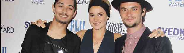 PARTY PHOTOS: Shailene Woodley, Shiloh Fernandez, Fete NYC White Bird In A Blizzard Screening At SVEDKA-Fueled After-Party