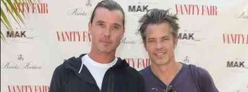 PHOTOS: Timothy Olyphant Still All Smiles After Being Beat By Gavin Rossdale At Tennis Tourney