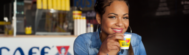 PHOTOS: Christina Milian Craves Her Cuppa!