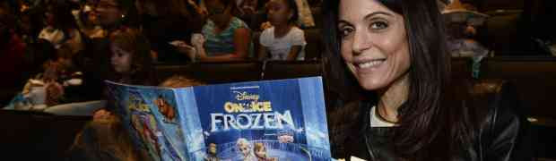 PHOTOS: Ice Queens? No Way! Bethenny Frankel, Tina Fey Head To Brooklyn For Disney On Ice's 'Frozen'