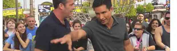 WATCH: Mario Lopez, Howie Mandel Support Their Friend In Humorous 'We Got This' Lung Cancer Awareness Video