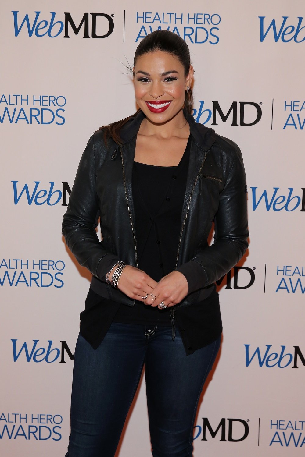 NEW YORK, NY - NOVEMBER 06: Musician Jordin Sparks attends the 2014 Health Hero Awards hosted by WebMD at Times Center on November 6, 2014 in New York City.  (Photo by Neilson Barnard/Getty Images for WebMD)
