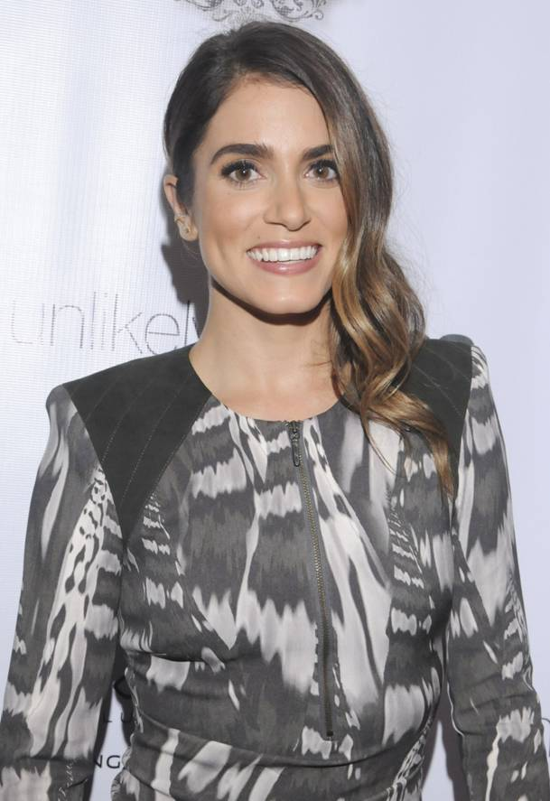 Nikki Reed at the 3rd Annual Unlikely Heroes Awards Dinner and Gala to Benefit Child Victims of Sex Slavery Sponsored by XXIV Karat Sparkling Wines at the Sofitel L.A. in Beverly Hills Nov. 8. (Vivien Best/Getty Images)