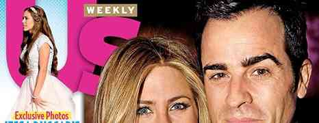 Jennifer Aniston To Justin Theroux: Let's Get Married NOW — I Can't Wait Any More! [NEW US WEEKLY]