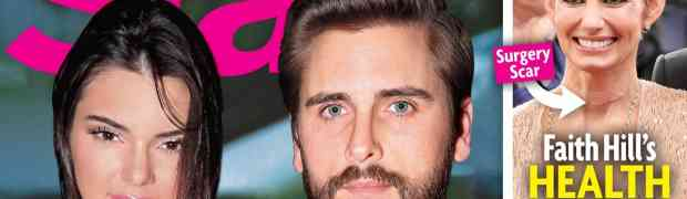 New Star Cover: Huh? Scott Disick Proposes To Kendall Jenner