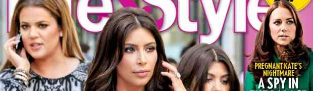 New Life & Style Cover: 'KUWTK' Being Torn Apart